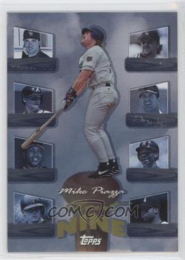 1998 Topps Clout Nine #C2 - Mike Piazza