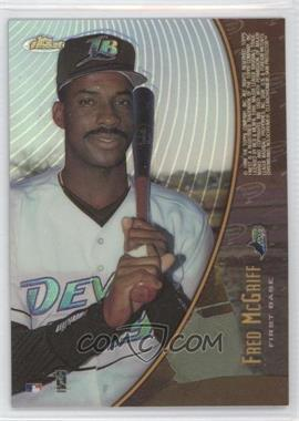 1998 Topps Finest - Mystery Finest Series 2 - Refractor #M29 - Fred McGriff, Travis Lee