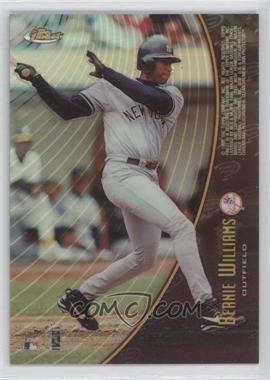 1998 Topps Finest Mystery Finest Series 2 Refractor #M17 - Barry Bonds, Bernie Williams