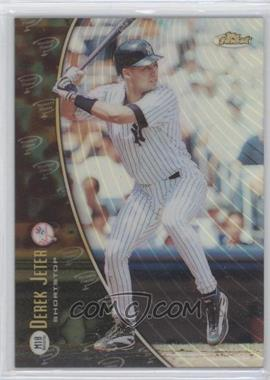 1998 Topps Finest Mystery Finest Series 2 Refractor #M18 - [Missing]