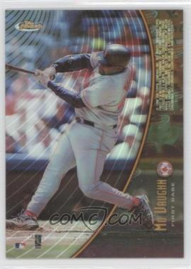 1998 Topps Finest Mystery Finest Series 2 Refractor #M20 - Mo Vaughn, Mark McGwire