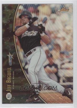 1998 Topps Finest Mystery Finest Series 2 Refractor #M22 - Jeff Bagwell, Mo Vaughn