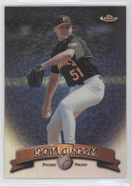 1998 Topps Finest No Protector Refractors #47 - Rich Loiselle