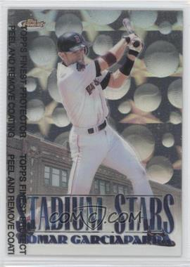 1998 Topps Finest Stadium Stars #SS4 - Nomar Garciaparra