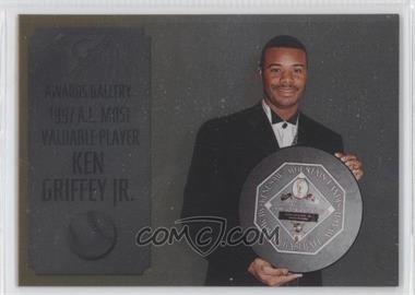 1998 Topps Gallery Awards Gallery #AG 1 - Ken Griffey Jr.