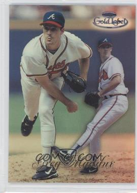 1998 Topps Gold Label - Class 1 - Black Label #2 - Greg Maddux