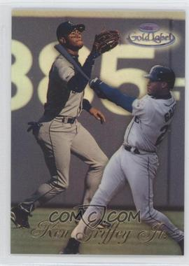 1998 Topps Gold Label Class 1 Black Label #100 - Ken Griffey Jr.