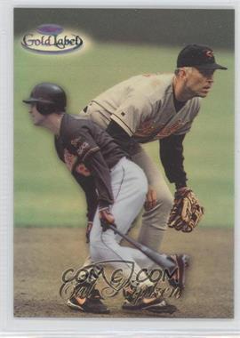 1998 Topps Gold Label Class 1 Black Label #29 - Cal Ripken Jr.