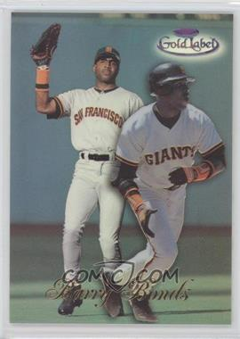 1998 Topps Gold Label Class 1 Black Label #65 - Barry Bonds