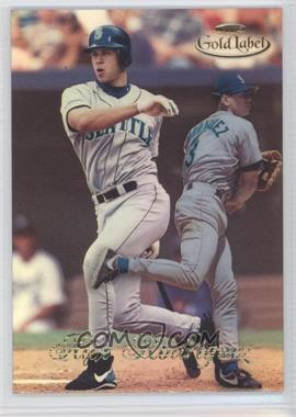 1998 Topps Gold Label Class 3 #25 - Alex Rodriguez
