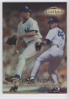 1998 Topps Gold Label Class 3 #41 - Mariano Rivera