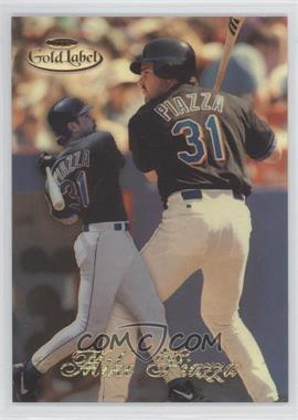 1998 Topps Gold Label Class 3 #60 - Mike Piazza
