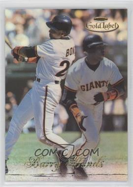 1998 Topps Gold Label Class 3 #65 - Barry Bonds