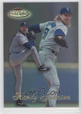 1998 Topps Gold Label Class 3 #8 - Randy Johnson