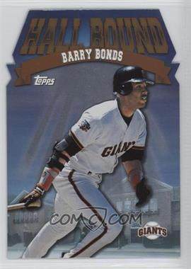 1998 Topps Hall Bound #HB12 - Barry Bonds
