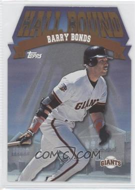 1998 Topps Hall Bound #HB12 - Barry Bonds
