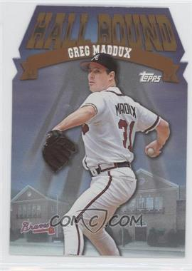 1998 Topps Hall Bound #HB7 - Greg Maddux