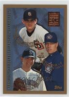 Brian Fuentes, Matt Clement, Roy Halladay