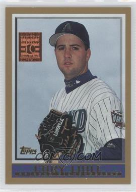 1998 Topps Minted in Cooperstown #348 - Cory Lidle