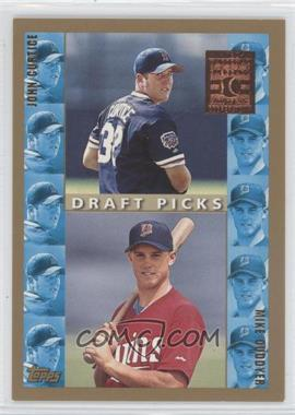 1998 Topps Minted in Cooperstown #494 - John Cummings, John Curtice