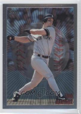 1998 Topps Mystery Finest Bordered #M11 - Tino Martinez