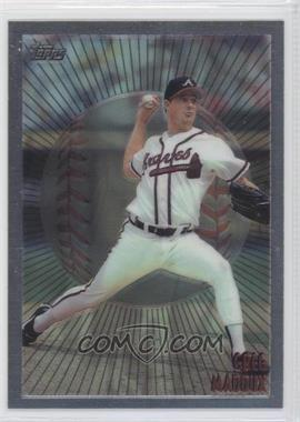 1998 Topps Mystery Finest Bordered #M12 - Greg Maddux