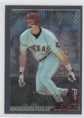 1998 Topps Mystery Finest Bordered #M13 - Juan Gonzalez