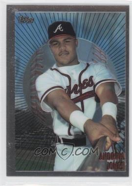 1998 Topps Mystery Finest Bordered #M18 - Andruw Jones