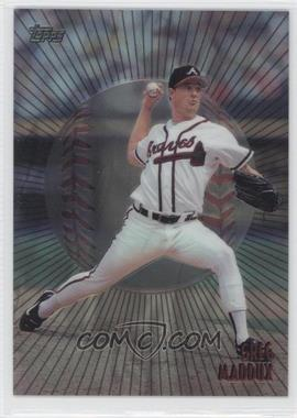 1998 Topps Mystery Finest Borderless #M12 - Greg Maddux