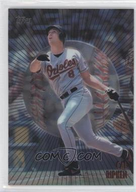1998 Topps Mystery Finest Borderless #M16 - Cal Ripken Jr.