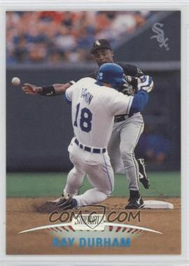 1998 Topps Stadium Club Pre-Production #PP 3 - Ray Durham