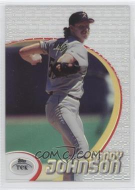 1998 Topps Tek Pattern 07 #39 - Randy Johnson