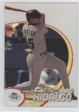 1998 Topps Tek Pattern 57 #84 - Richard Hidalgo