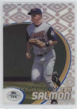 1998 Topps Tek Pattern 81 #72 - Tim Salmon