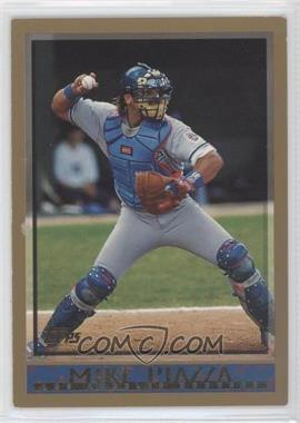1998 Topps #100 - Mike Piazza