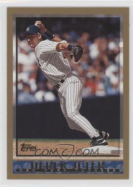 1998 Topps #160 - Derek Jeter