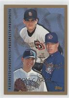 Roy Halladay, Brian Fuentes, Matt Clement