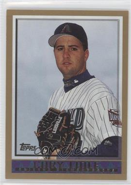 1998 Topps #348 - Cory Lidle