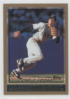 1998 Topps #504 - Alex Rodriguez