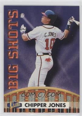 1998 Ultra - Big Shots #3BS - Chipper Jones