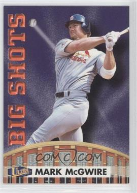 1998 Ultra - Big Shots #7BS - Mark McGwire