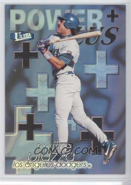 1998 Ultra - Power Plus #5 PP - Mike Piazza