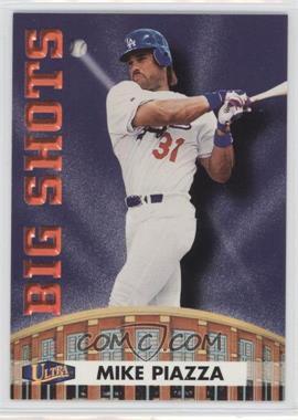 1998 Ultra Big Shots #14BS - Mike Piazza