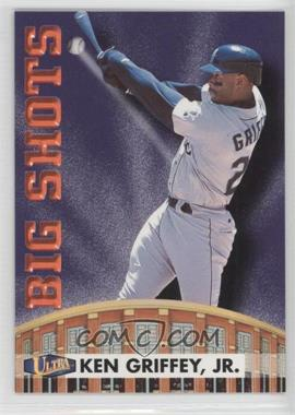 1998 Ultra Big Shots #1BS - Ken Griffey Jr.