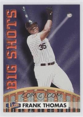 1998 Ultra Big Shots #2BS - Frank Thomas
