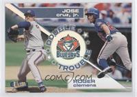 Jose Cruz, Roger Clemens