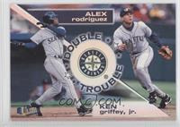 Alex Rodriguez, Ken Griffey Jr.