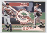 Greg Maddux, Chipper Jones