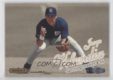 1998 Ultra Gold Medallion Edition #243G - Jorge Velandia