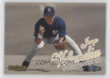 1998 Ultra Gold Medallion Edition #243G - Jorge Velandia